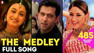 Download The Medley - Full Song | Mujhse Dosti Karoge | Hrithik Roshan | Kareena Kapoor | Rani Mukerji Video