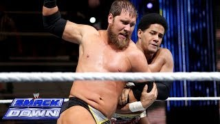 Download The Prime Time Players vs. Ryback & Curtis Axel: SmackDown, Jan. 31, 2014 Video