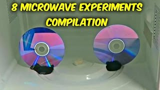 Download 8 Microwave Experiments - Compilation Video