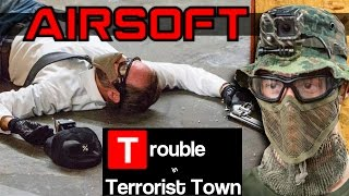 Download Airsoft TTT - Flawless Traitors (ft. Novritsch, Jet, Evike, Airsoftology, BrainExploder) Video