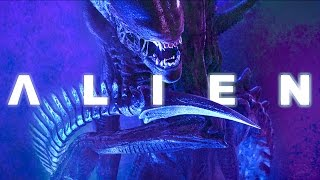 Download Alien - H. R. Giger's Beautiful Monster Video