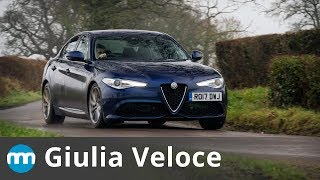 Download 2018 Alfa Romeo Giulia Veloce Review - New Motoring Video