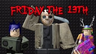 Download [Interactive Movie] Can you Survive Friday the 13th? - ROBLOX Video Video