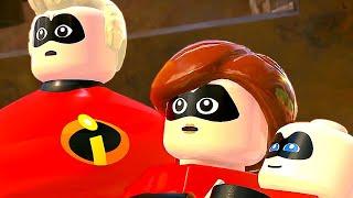Download Incredibles 2 Full Game Walkthrough (LEGO The Incredibles Cutscenes) Video