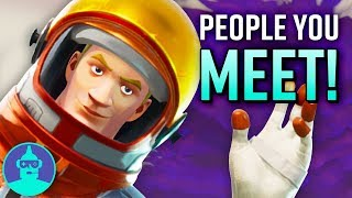 Download 14 Players YOU Meet In EVERY Fortnite Match | The Leaderboard Video