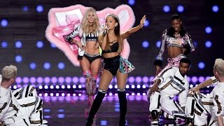 Download Ariana Grande - Love Me Harder/Bang Bang (Live at Victoria's Secret Fashion Show) HD Video