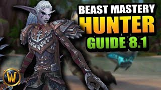 Download 8.1 Beast Mastery Hunter Guide // World of Warcraft Video