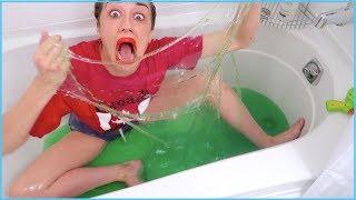 Download SLIME BATH CHALLENGE! Video