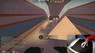 Download CS:GO Surfing With Handcam! (With Parachute Plugin) Video