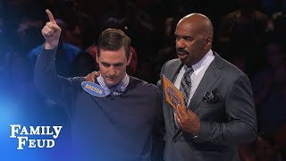 Download Fast Money's NEVER easy!   Family Feud Video