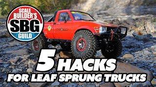 Download 5 Top Hacks for Leaf Sprung Trucks Video
