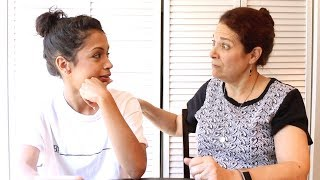 Download TELLING MOM IM PREGNANT. MOTHERS DAY Q&A!! Video