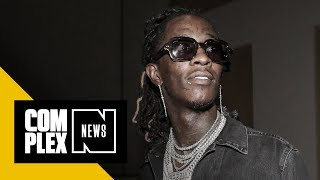 Download Young Thug Unveils Tracklist Video