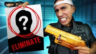 Download NERF Hitman Challenge! Video