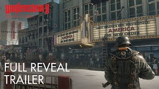 Download Wolfenstein II: The New Colossus – E3 2017 Full Reveal Trailer (PEGI) Video