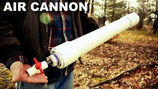 Download How to Make a Powerful Coaxial Piston Cannon from Hardware Store Parts Video