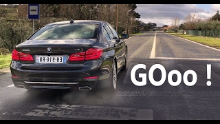 Download Essai BMW 540i , 340 ch accélération Video