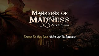 Download Mansions of Madness: Mother's Embrace - Discover the Universe Video