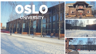 Download University of Oslo // Campus Tour Video
