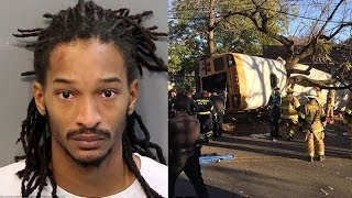 Download 'Are y'all ready to die?' Drivers final words before killing 6 in Tennessee school bus crash Video