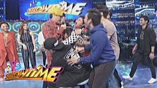 Download It's Showtime: Vice Ganda was mobbed by the Hashtags Video