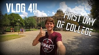 Download Vlog 4: Moving to College and First Day of Class!   TylersReelFishing Video