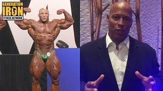 Download Olympia 2017 Friday Night Wrap Up With Shawn Ray | Generation Iron Video
