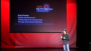 Download Finding Inspiration and Liberation through Inquiry Based Education: Brad Chumrau at TEDxMCPSTeachers Video