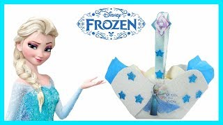 Download Canastita de Frozen en Foami super facil de hacer - El Mundo de MyG Video