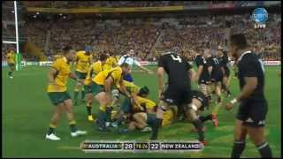 Download Last 6 Minutes All Blacks Wallabies Bledisloe Cup 2014 Video