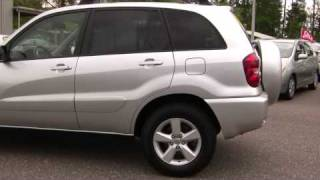 Download 2005 TOYOTA RAV4 L - Stock Number 50070693P - Coggin Toyota of the Avenues - Walkaround Video
