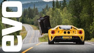 Download New Ford GT review - attacking the Arctic Circle Raceway in Ford's Supercar | evo REVIEW Video