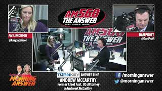 Download Chicago's Morning Answer - Andrew McCarthy - October 16, 2017 Video