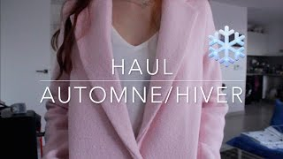 Download HAUL Automne/Hiver! (Zara, Pull and Bear, Asos, Mango...) Video