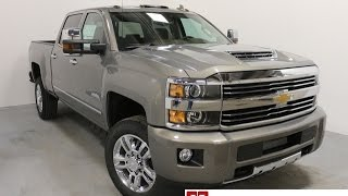 Download 2017 Chevrolet Silverado 2500HD High Country Video