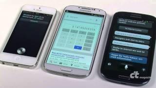 Download Sprachsteuerung mit Google Now, Siri & S Voice Video