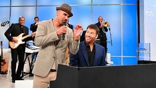Download Harry Connick Jr & Shemar Moore Get Sexy Video