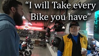 Download How I bought every single used bike at the Dealership Video
