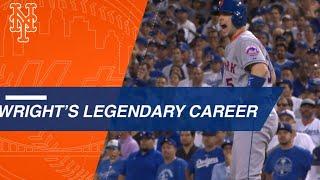 Download David Wright's legendary Mets career Video