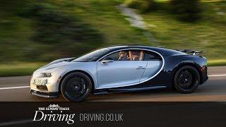 Download Bugatti Chiron review: 261mph, 1479bhp, £2.4m super sports car driven Video
