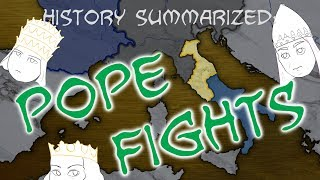 Download History Summarized: Pope Fights Video