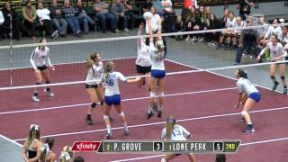 Download 5A Championship Volleyball (Pleasant Grove vs Lone Peak) Video