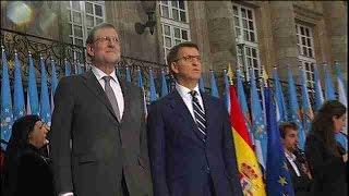 Download Núñez Feijóo es investido presidente de la Xunta Video