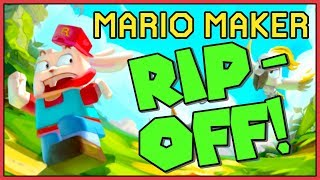 Download Super Mario Maker Rip-Off! - Box Maker Video