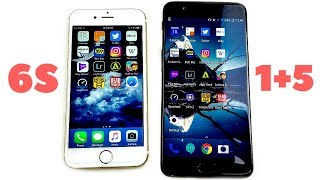 Download iPhone 6S vs OnePlus 5 Speed Test! Video