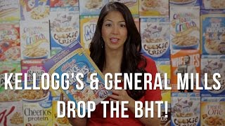 Download Kellogg's & General Mills: Drop the BHT From Your Cereal - Like You Do In Other Countries! Video