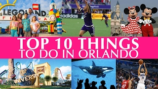 Download Top 10 Things to do in Orlando Video