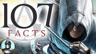 Download 107 Assassin's Creed Facts YOU Should Know | The Leaderboard Video