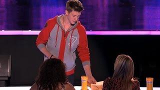 Download Americas Got Talent TEEN MAGICIAN BLOWS JUDGES AWAY | Collins Key | Vegas Week Video