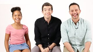 Download Nick Kroll & John Mulaney Give Teens Puberty Advice Video